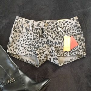 Leopard Print Shorts ! MOVING SALE !!